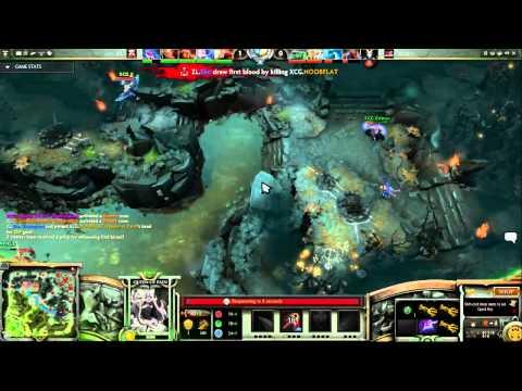RoG Masters LoL Playoffs: eSuba vs Cyber Gaming - game 1