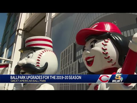 What's New At Great American Ball Park In 2019?