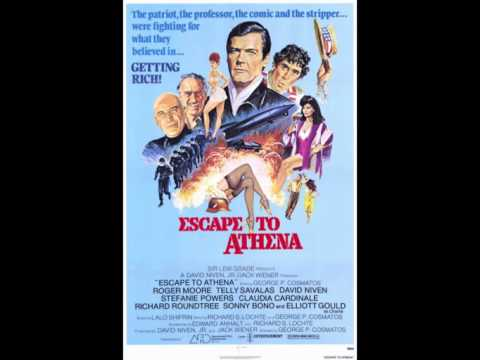Escape to Athena Original Motion Picture Soundtrac