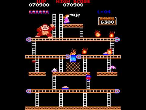 Image result for donkey kong game