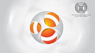 Adobe illustrator logo design for beginners - How to Design 3D Logo Using Circle Concept ideas