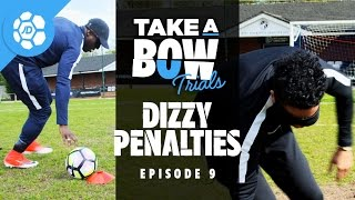 Stevo The Madman Vs Craig Mitch - Take a Bow Trials: Dizzy Penalties (Nike Mercurial Superfly V)