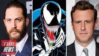 Tom Hardy to Star in 'Venom,' Ruben Fleischer to Direct | THR News