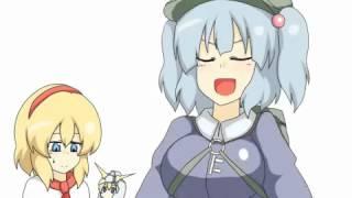 【Touhou】Alice Slash Dot Dash!【東方PV】