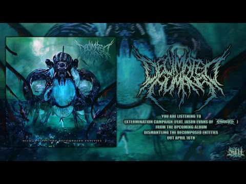 DECIMATED HUMANS - EXTERMINATION CAMPAIGN (FEAT. JASON EVANS OF INGESTED) [SINGLE] (2016) SW EXCL