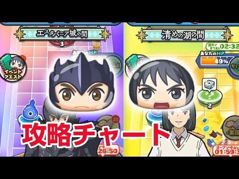 ぷにぷに 隠し ステージ 二ノ 国