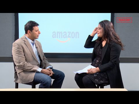 YourStory Exclusive interview with Amazon India Head Amit Agarwal