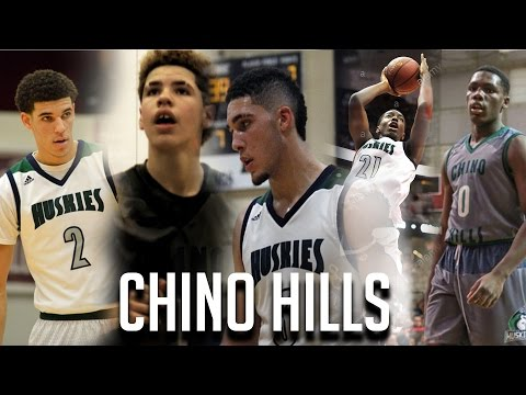 Chino Hills Best Highlights From Undefeated Season | Ball Brothers Lead #1 Team In The Nation!