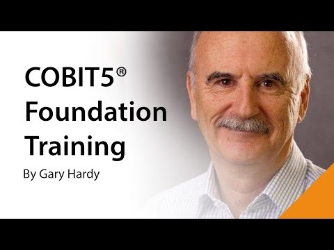 COBIT 5 Foundation Training - The Gary Hardy Approach