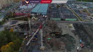 ЖК «Приморский квартал» от Мегалит | Октябрь 2017