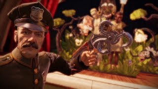 "BioShock Infinite | ""False Shepard"" Gameplay Trailer (2013) [EN] 