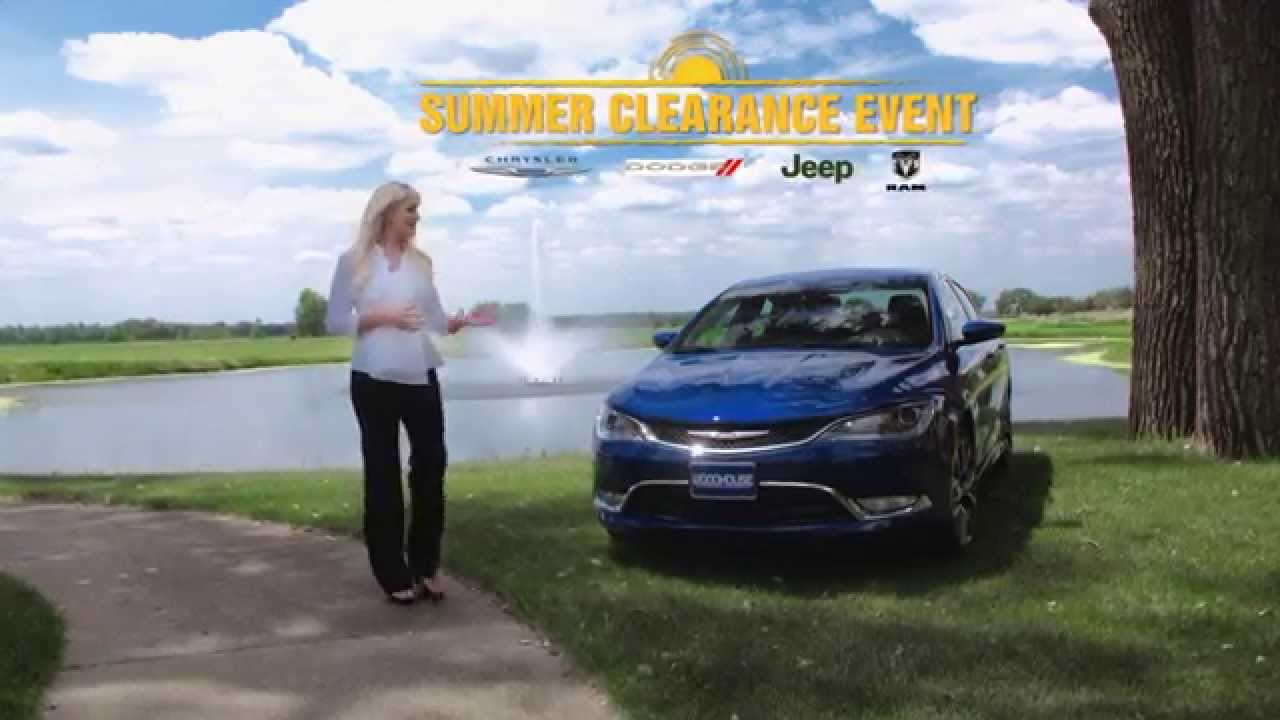 Woodhouse Chrysler-Dodge-Jeep-Ram in Sioux City July 2015 ...