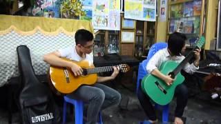 Lớp học Guitar tại Hà Nội  0946836968