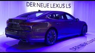 Вот он, новый Lexus LS 500 2018  | Stenni Тест Драйв