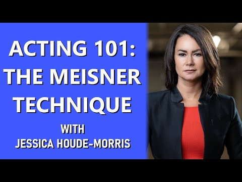 Acting Class: What is the Meisner Technique? | Living Truthfully Under Imaginary Circumstances