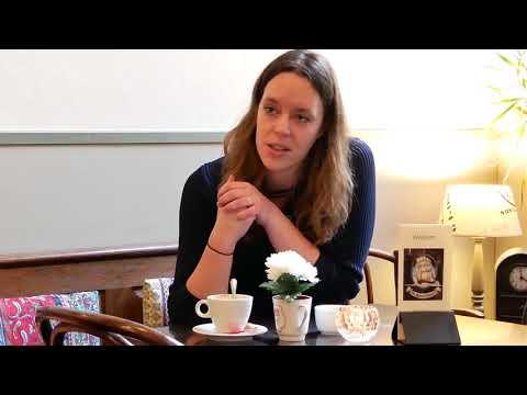 Stadsbeweging: Sanne van der Laan