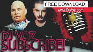 (HD) All the way up Reggaeton - Dj Voz mashup FREE DOWNLOAD