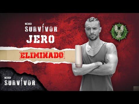 Jero Palazuelos queda eliminado de Survivor México. | Survivor México