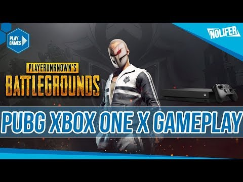 Playerunknown's Battlegrounds Xbox One X ¡Vamos amigos! / #XboxOneX #PUBG thumbnail