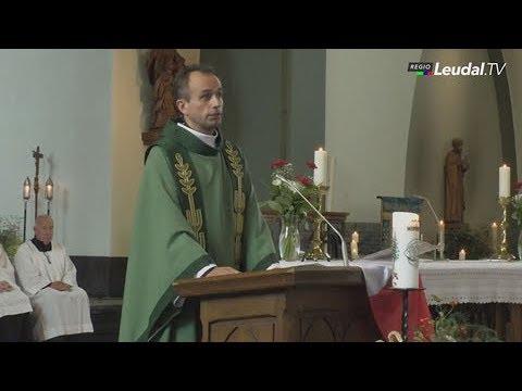 Poolse H  Mis in St  Martinuskerk in Horn