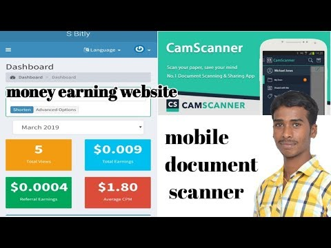 Earn money free online | sbitly.com web site telugu | copy paste working site sbitly in telugu