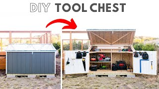 Storage - Outdoor Workshop In One | Makes A Great Potting Shed Too!