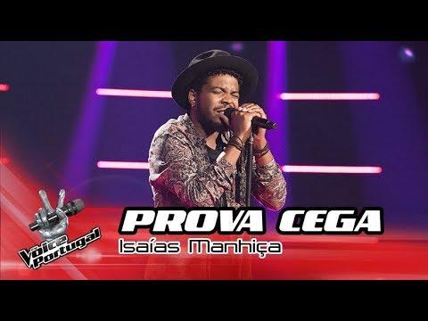 "Isaías Manhiça - ""Why Don't You Do Right"" | Prova Cega | The Voice Portugal"