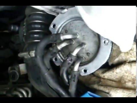 2005 Vw Jetta Fuel Filter Tagliando Golf 5 1 9 Tdi Mk5 Youtube