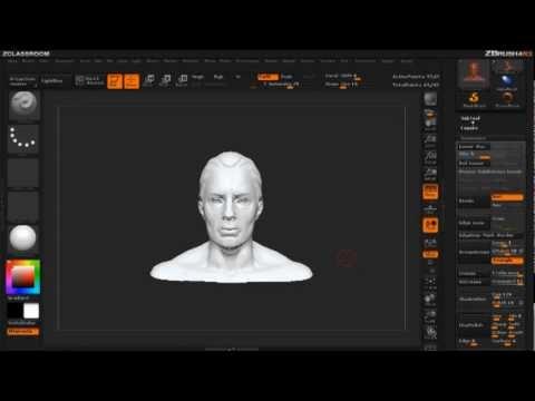 ZBrush 4R3 - UI Enhancements
