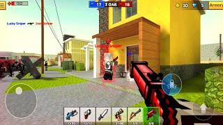 Pixel Gun 3D_ Online Shooting Game