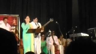 Malathi Lakshman - singing KBSundaramba song