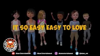 Nichelous - Easy To Love Balance [Official Lyric Video]
