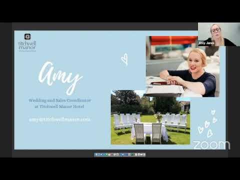 Titchwell Manor Hotel's Wedding Coordinator, Amy