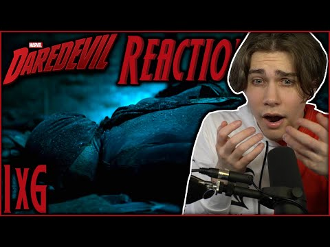 "Download Marvel's Daredevil 1x6 REACTION! ""Season 1 Episode 6: Condemned"""