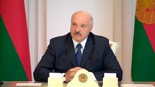 Лукашенко ставить завдання довести виробництво двигунів в Білорусі до кращих світових зразків