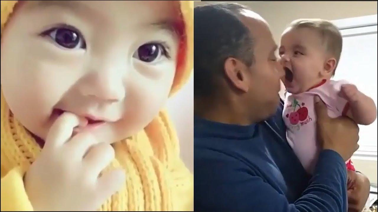 Funny Cute Baby Videos Bayi Lucu Imut Gemesin Part 1 Youtube