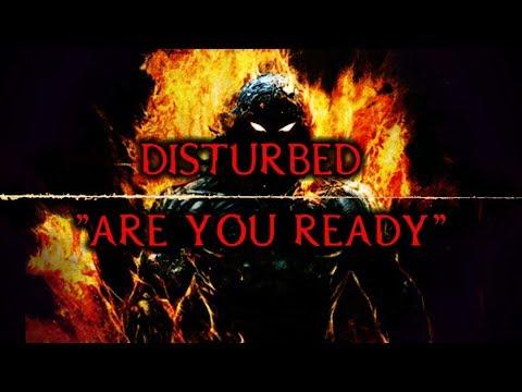 Disturbed - Are You Ready (Lyrics)