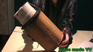 видео Воздушный фильтр для автомобиля — качественная очистка воздуха
