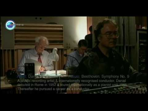 Daniel Barenboim Interview from C Music TV about Beethoven's Symphony 9 (& 5)