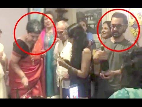 Aamir Khan Celebrates Ex Wife Reena Dutta's Birthday - Watch Video