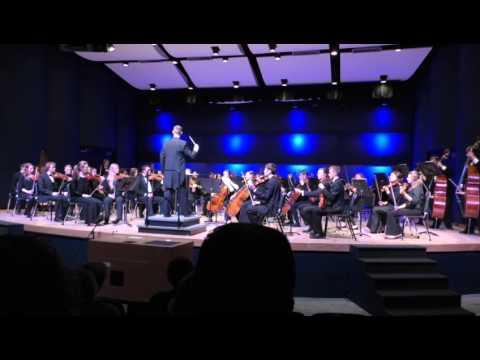Montana State University April 2015 Orchestra Concert