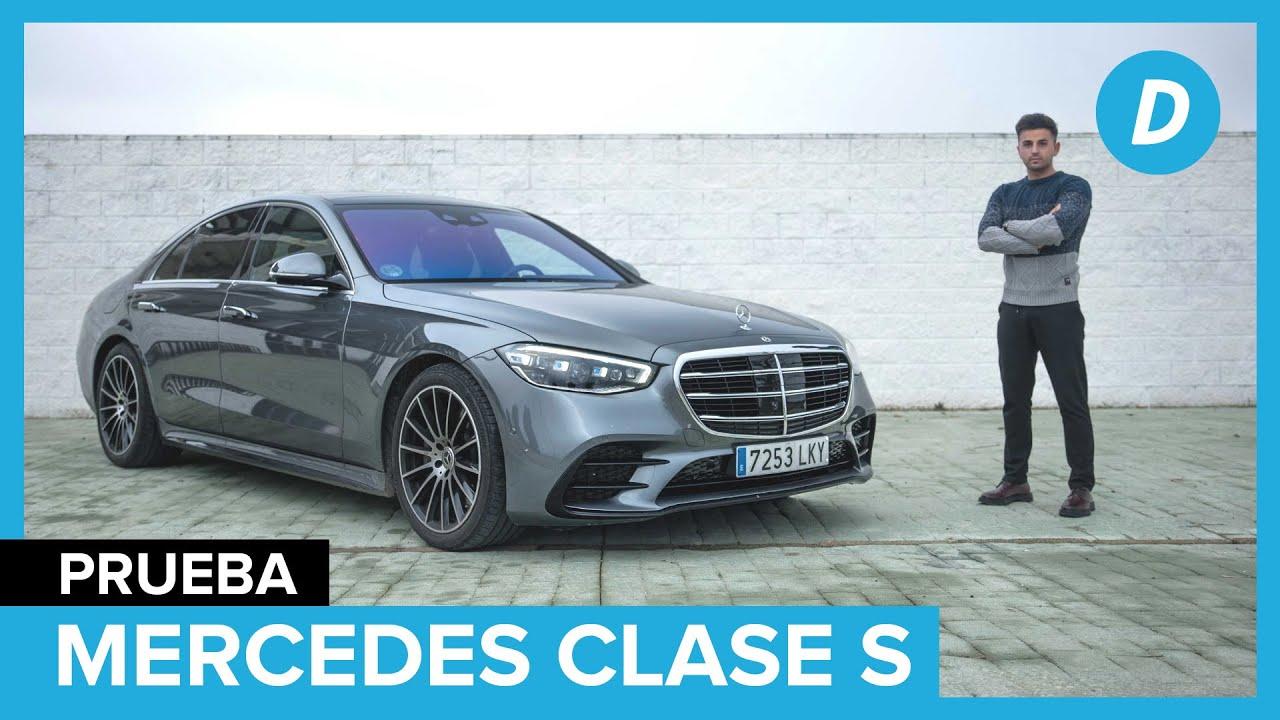 Mercedes Clase S 2021 El Coche Mas Avanzado Del Mundo Prueba Review En Espanol Diariomotor Youtube