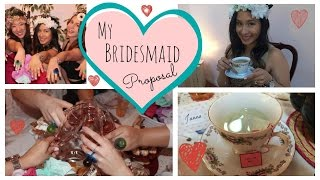 Bridal Party Proposal | How To: Ask Your Bridesmaids & Maid Of Honor
