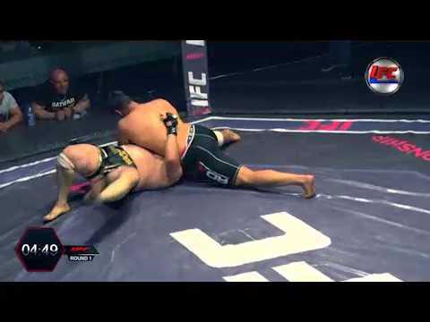 IFC 1  Mohammad Najari VS Navid Yadegari (Iran Fighting Championship) 04/June/2017