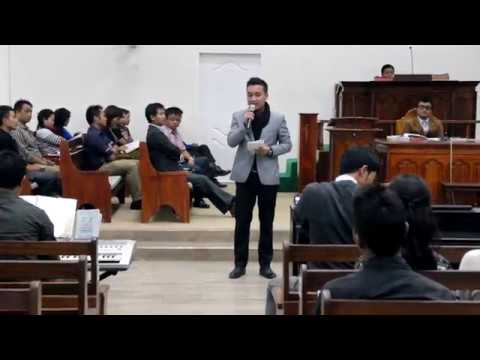 Lal Isua Hmangaihna -  V. Vanlalmawia  (KTP Gen. Conference Hla Bu 33) LIVE