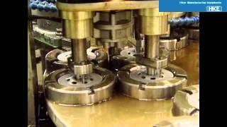 automobile oil filters production