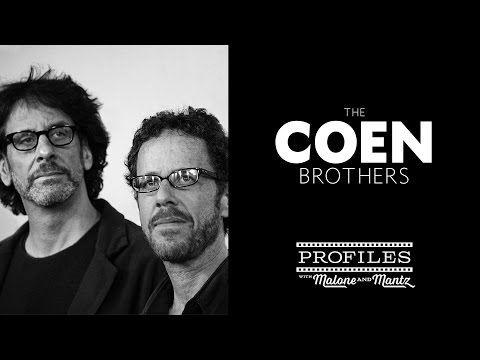 The Coen Brothers - Profiles - Episode #34 (June 23rd, 2015)
