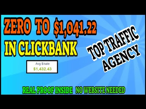 Solo Ads Traffic Agency – Earn 0+ in 24 Hours With Clickbank Affiliate Marketing 🔥