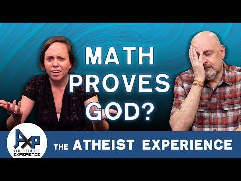 God Uses Math To Communicate With Us | Tony - NY | Atheist Experience 23.49
