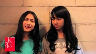 vuclip JKT48 member profile: Melody+Ayana